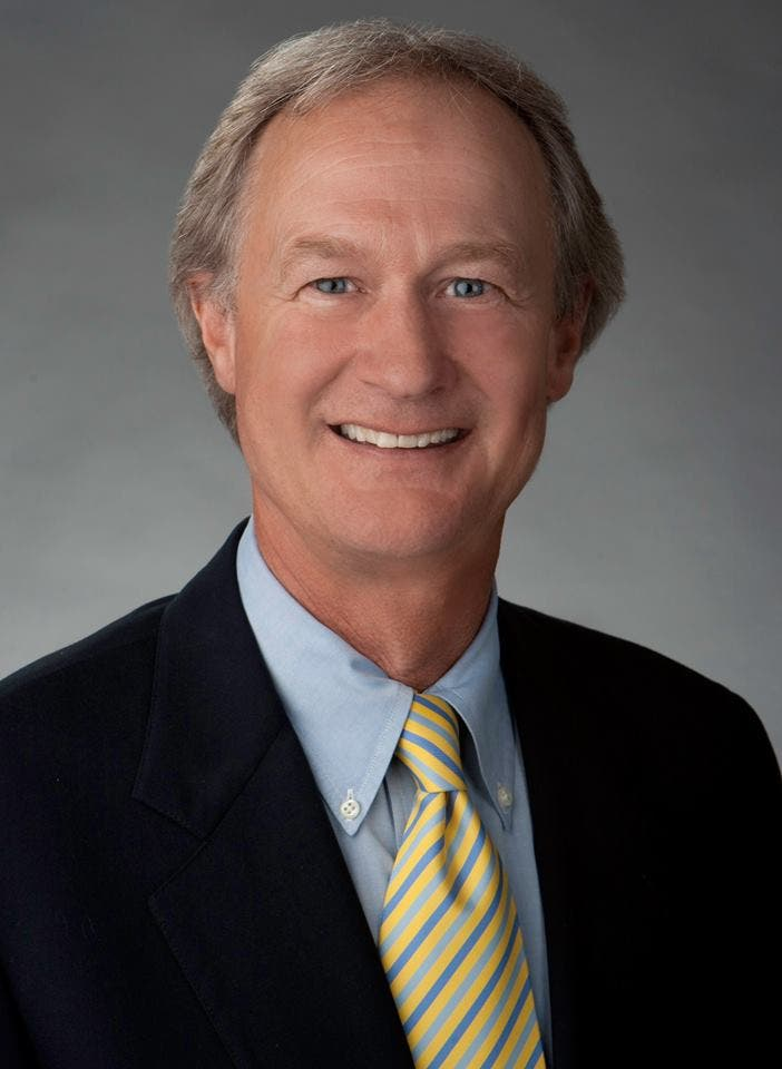 BREAKING: Lincoln Chafee Drops Out of Presidential Race | Across ...