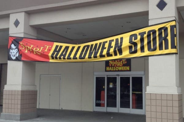Awesome Sprouts U0026 Shudders: Spirit Halloween Store Open In Canton ...