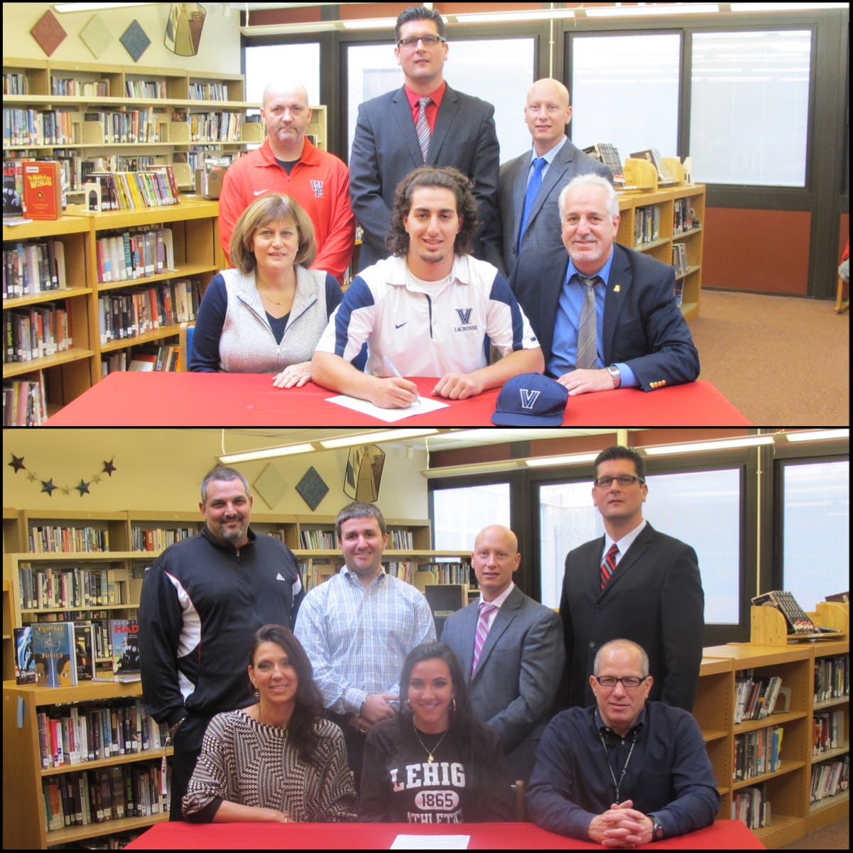 West Essex High School Seniors Sign Letters of Intent to