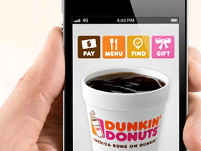 Don't Forget To Score Your Free Dunkin' Donuts Coffee ...