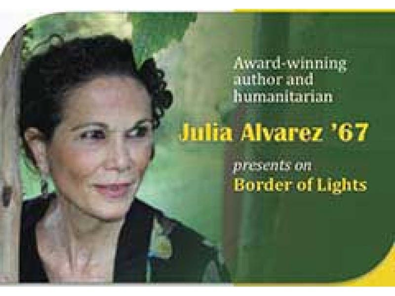 julia alvarez accomplishments