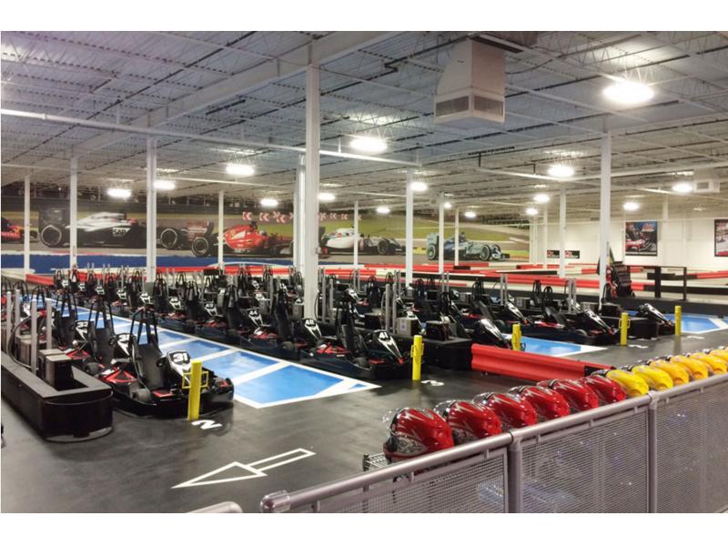 New Indoor Go-Kart Racing Now Open in Wilmington | Lynnfield
