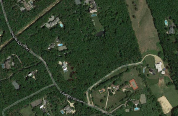 Brush Fire Spreads Nearly Five Acres in Water Mill