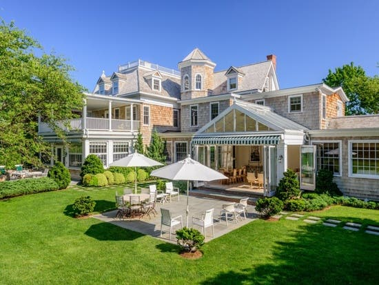 Wow House 1895 Southampton Home With Conservatory