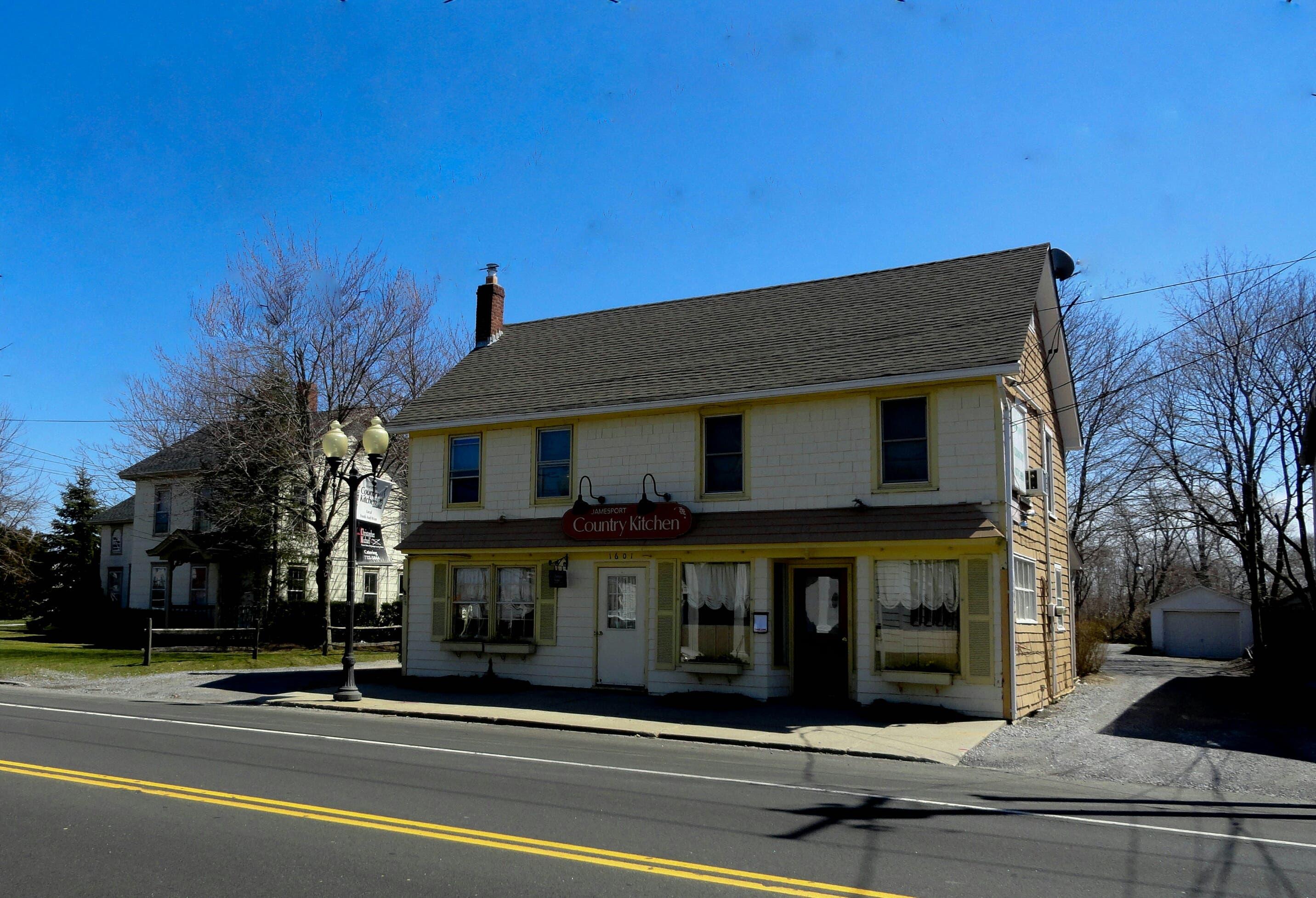 Famous Jamesport Restaurant Put On The Market North Fork