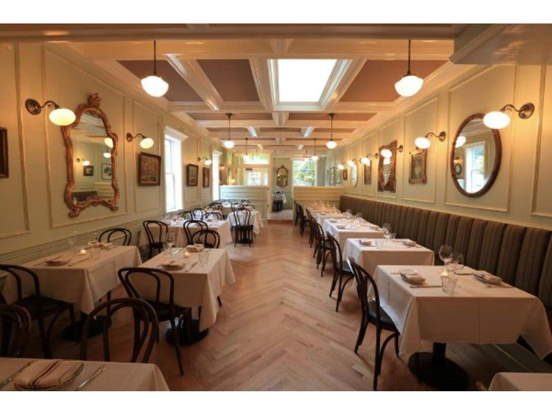 georgetown welcomes chez billy sud duplicate restaurant georgetown dc patch. Black Bedroom Furniture Sets. Home Design Ideas