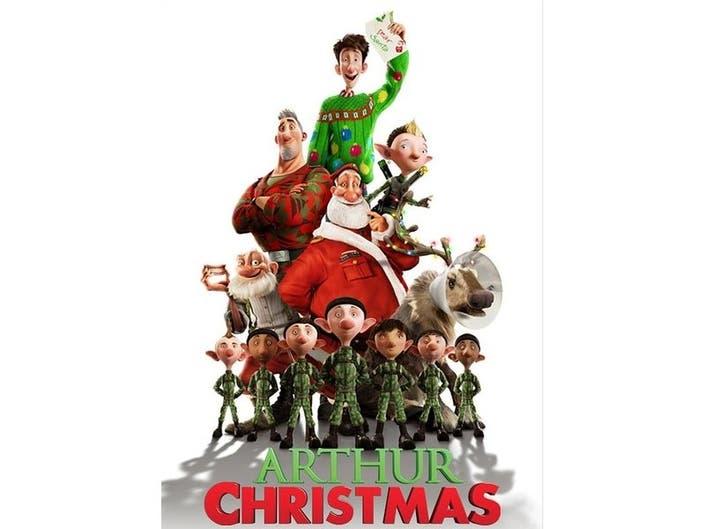 Arthur Christmas Santa.Carlsbad Film Series Presents Arthur Christmas Carlsbad