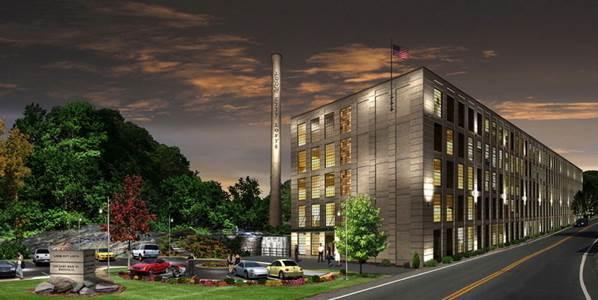 Roosevelt Mill Lofts Construction Begins In Rockville