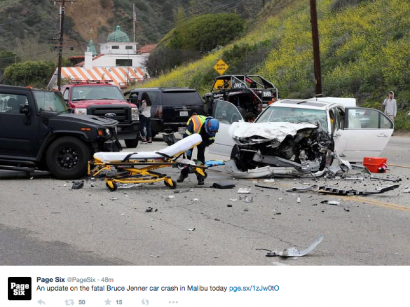Bruce Jenner's Brother's Deadly Canton Crash Remembered
