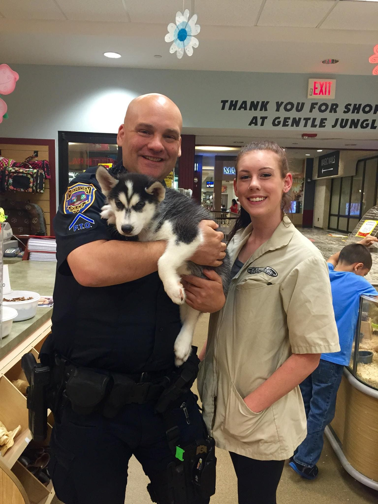 Dog Stolen From Meriden Mall Recovered With Help From Southington Pet Store Southington Ct Patch