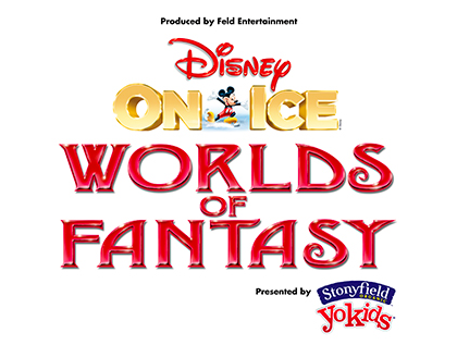 Tickets For Disney On Ice Presents Worlds Of Fantasy
