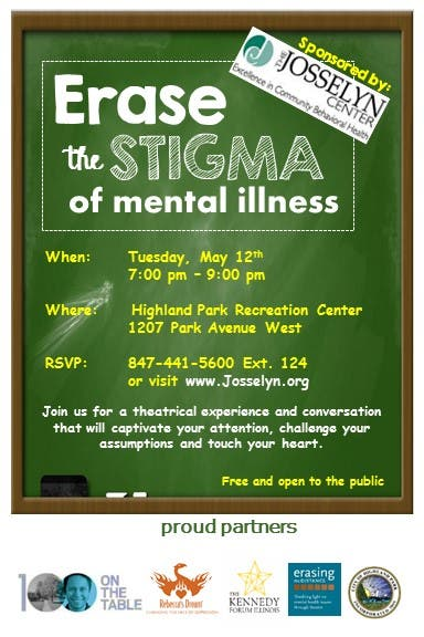 1 In 5 Adults Experience Mental Illness  It's Time to Join