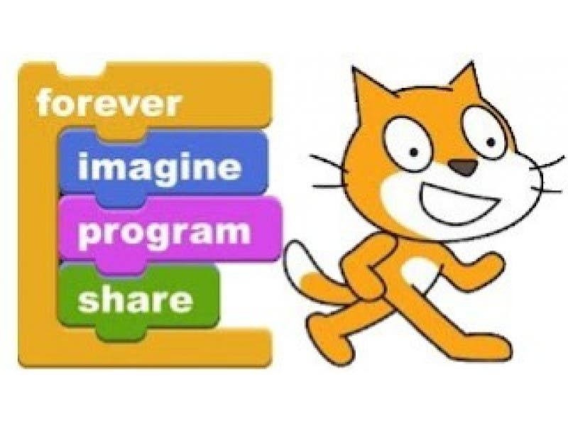 introduction to scratch programming grades 4 8 this saturday