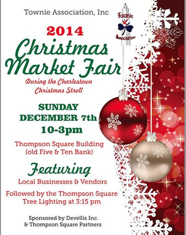 Christmas Fair Charlestown Nh 2020 2014 Charlestown Christmas Market Fair | Charlestown, MA Patch