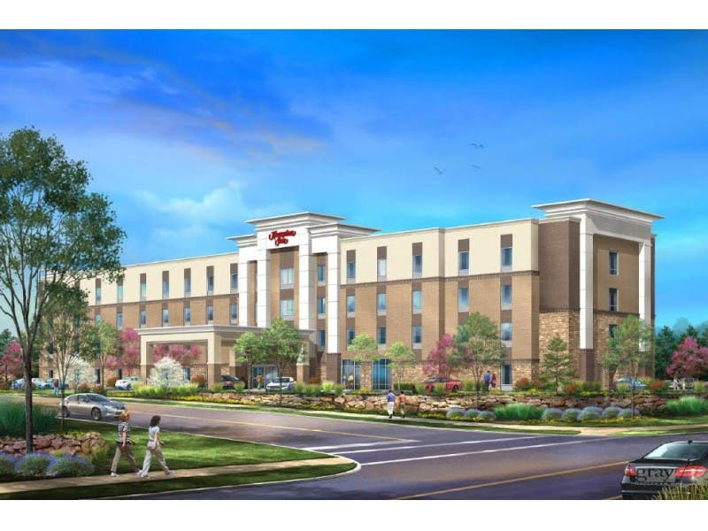 Local Construction Company To Build New Wentzville Hotel