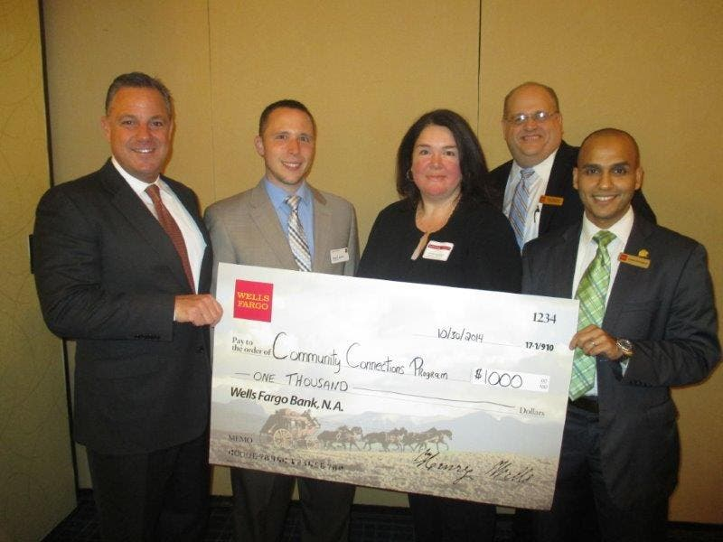 Caldwell-West Caldwell Education Foundation Receives