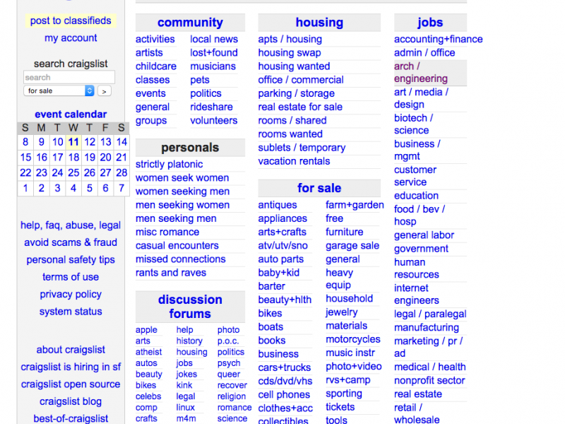 Buying Or Selling On Craigslist Ways To Buy And Sell Safely