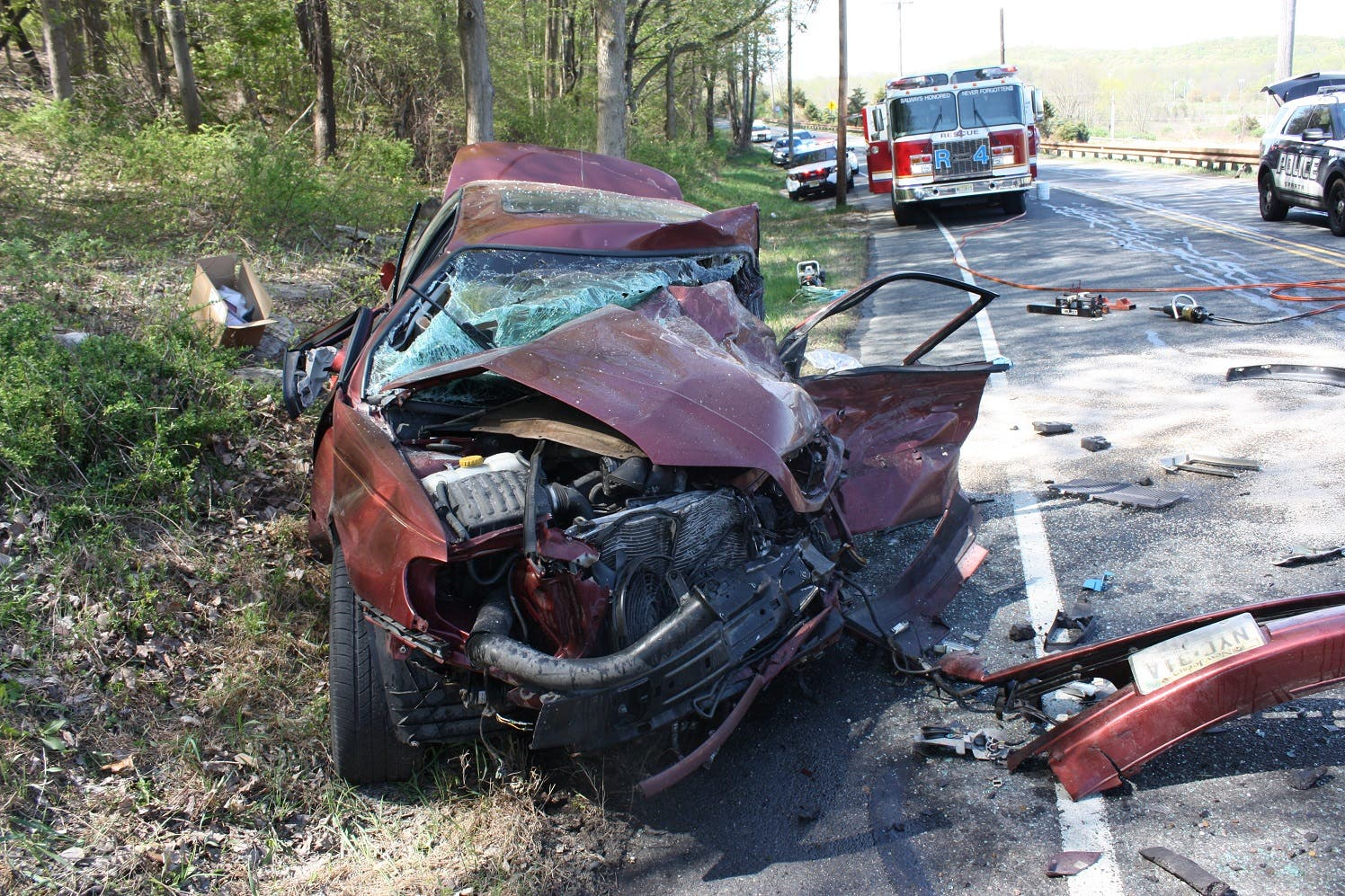 Borough Man Involved in Fatal Northern New Jersey Car Crash