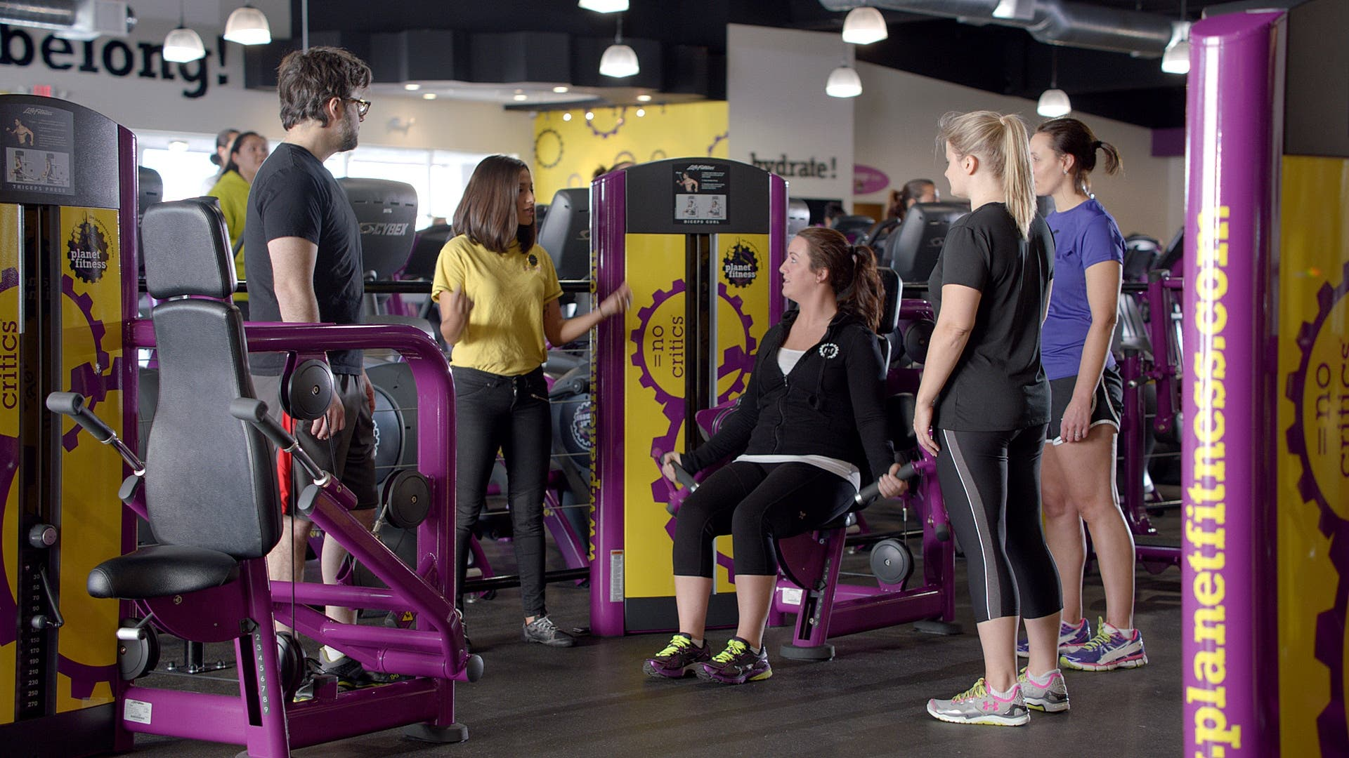 Planet Fitness To Open March 31 In Roswell Roswell Ga Patch