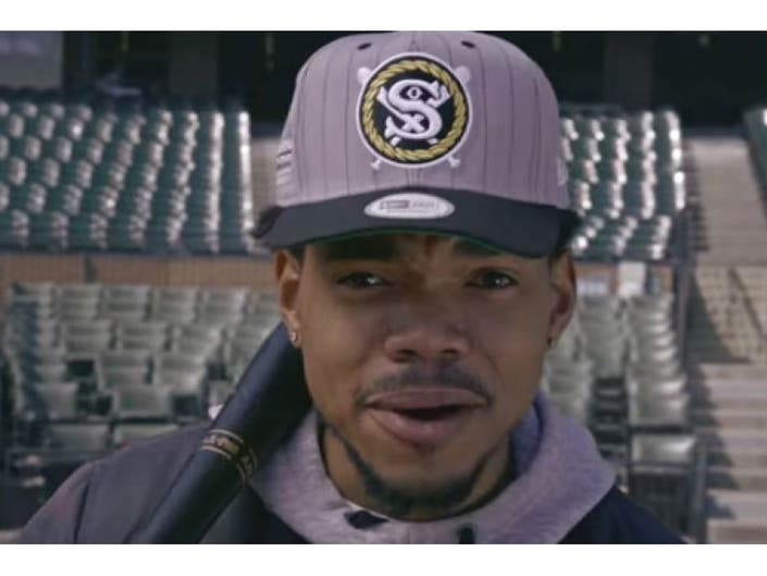 f87b2a7cc ... Chance the Rapper Releases New White Sox Cap Designs-0 ...