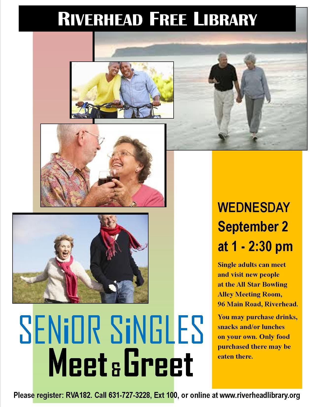 images Senior single meet