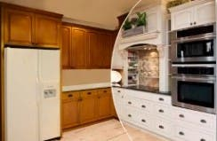 N Hance R Wood Renewal Revamps Kitchen Cabinets And Floors