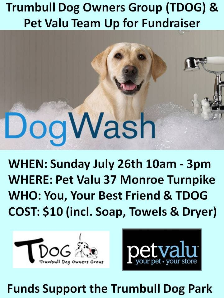 Pet Valu And Trumbull Dog Owners Group Tdog Will Team Up For