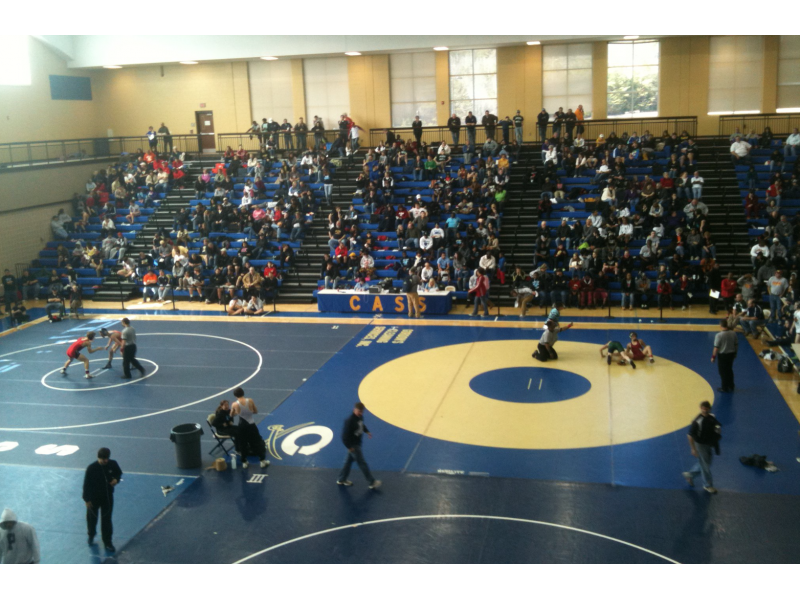 Woodland Sweeps Area 7 5 A Wrestling Titles Cartersville Ga Patch