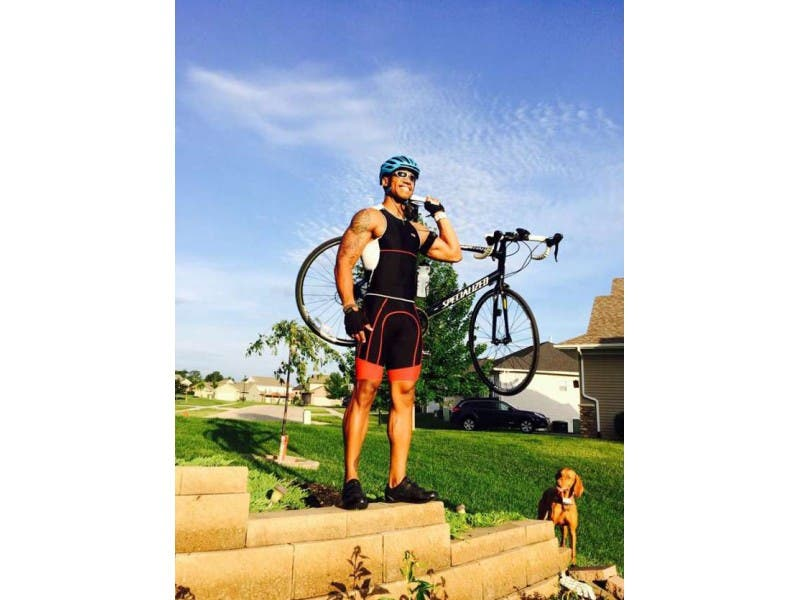 ... Iowa City Resident Cycling 270 Miles to End ALS-0 ...