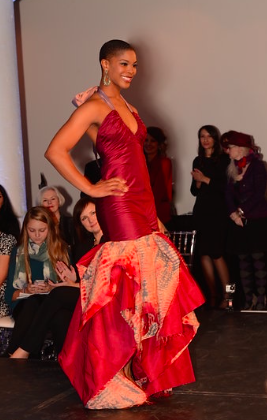 Heshima Kenya Fashion Challenges Raises 60 000 For Refugee Women And Children Lincoln Park Il Patch