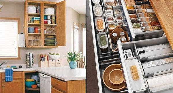 How to Organize Your Kitchen: Five Tips that Work | Los ...
