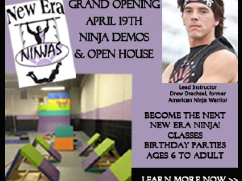 ... New Era Ninja Gym Opens in Hamden-0 ... f9cc25fb0b9