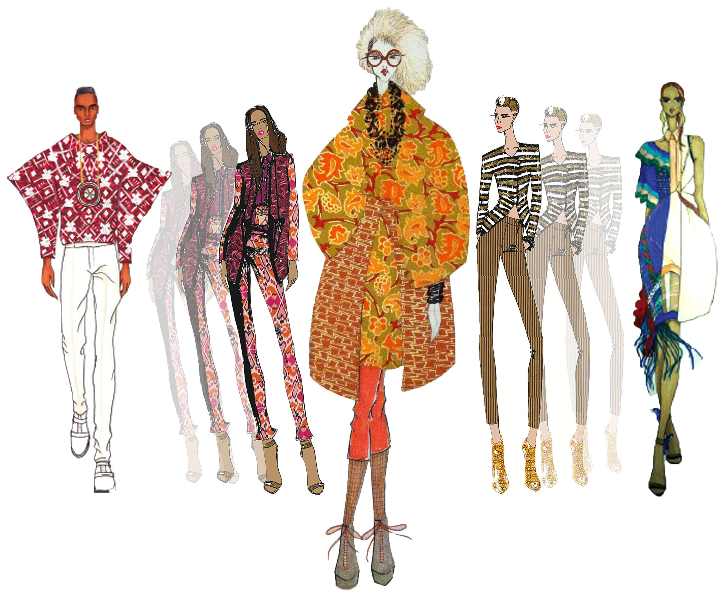 Pre College Fashion Illustration At Lesley University Somerville Ma Patch