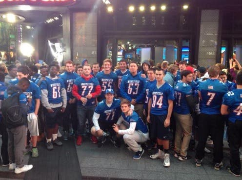 Photos: Westfield Students On Good Morning America