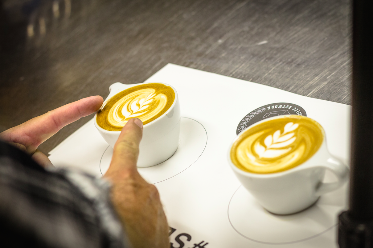 Thursday Night Throwdown (TNT) - Latte Art Competition | La