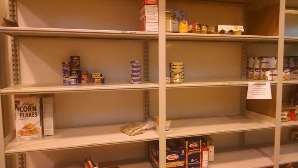 Montclair Food Pantry Has Empty Shelves Montclair Nj Patch