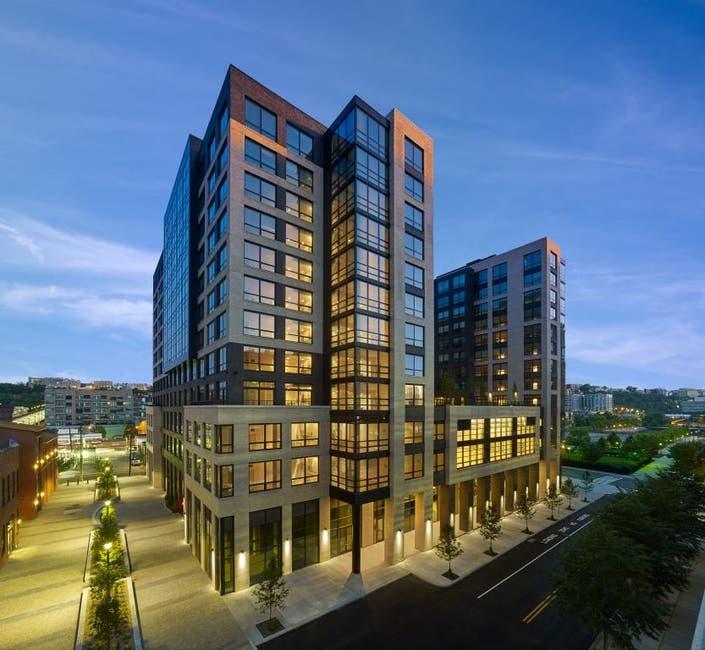 'Green' Apartment Building In Hoboken Celebrates Grand