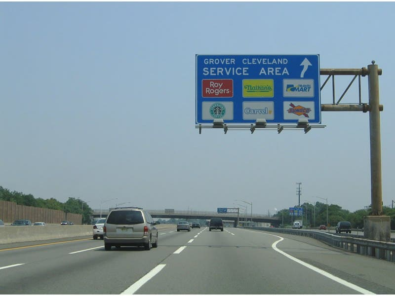 Thanksgiving Rest Stop Grover Cleveland Service Area Reopens On Nj Turnpike In Woodbridge