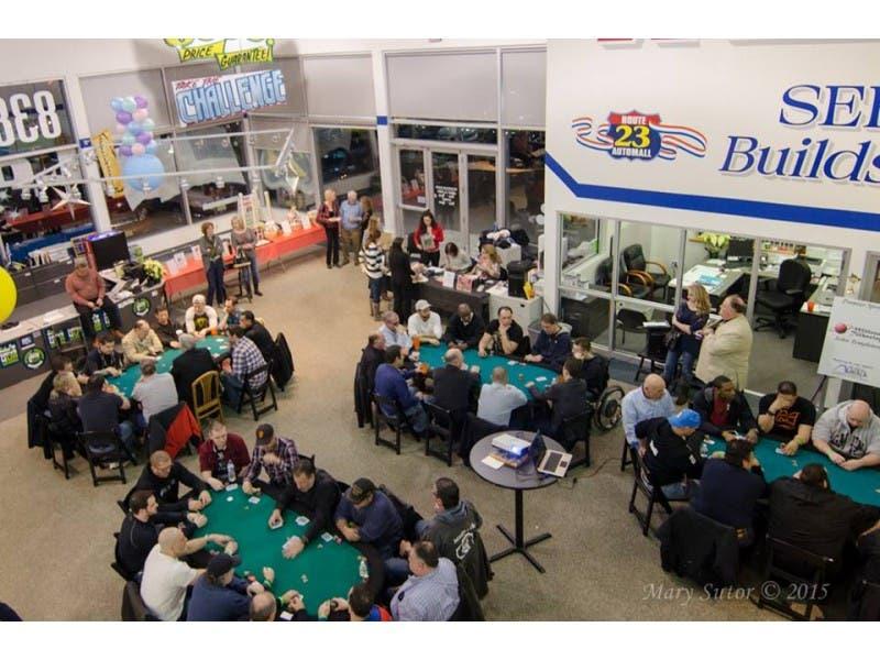 Rt 23 Ford Hosts 7th Annual Push To Walk Casino Night Wayne Nj Patch