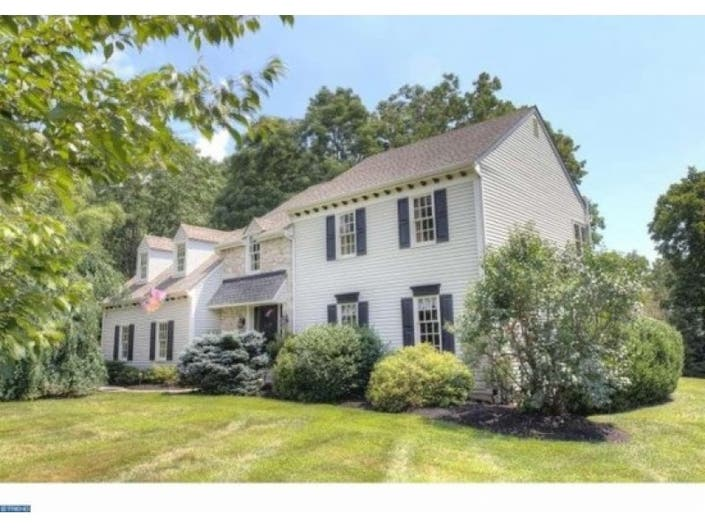 Montgomery County Wow Homes Gatsby Like Estate Stone Colonial