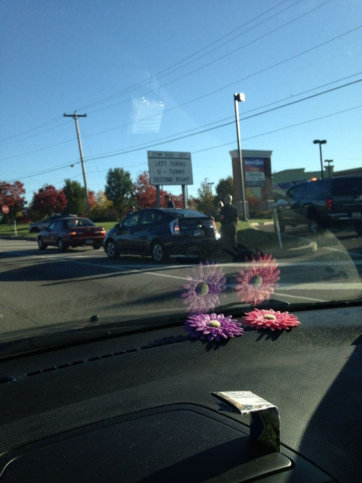 Accident On 309 In Montgomeryville Slows Traffic