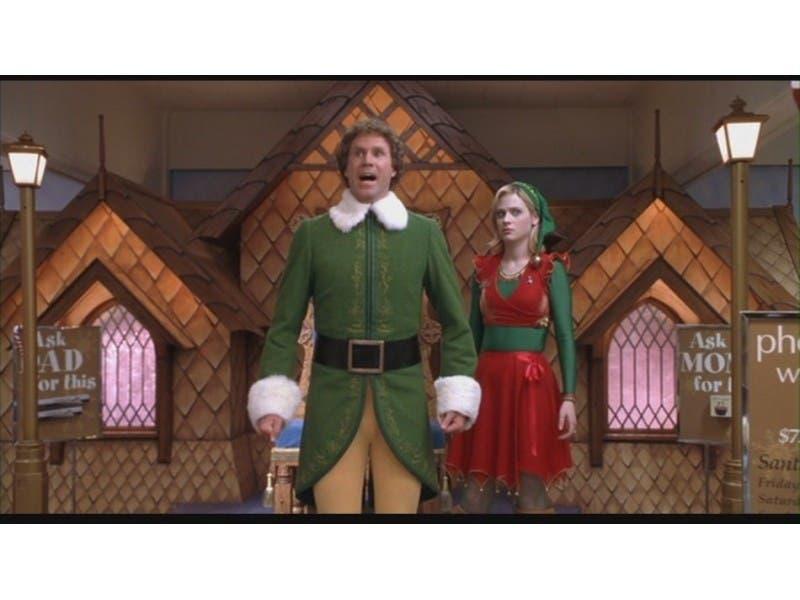 ambler theatre to screen elf white christmas - Home Alone White Christmas