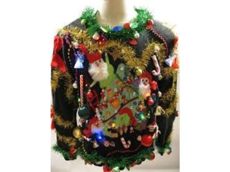 Ugly Sweater Christmas.Ugly Sweater Christmas Party In Manayunk Roxborough Pa Patch