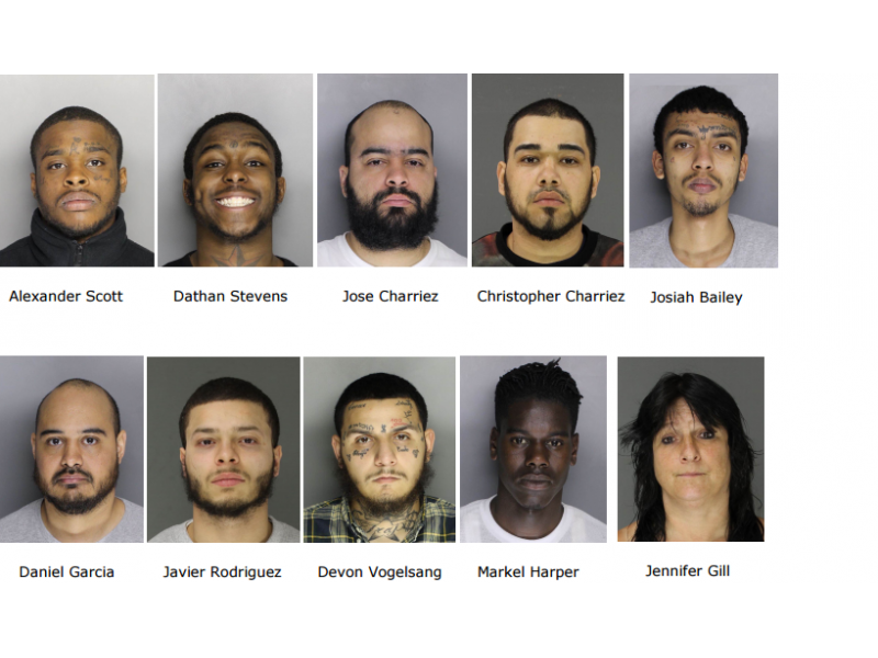 War' In Montco / Gay Beating / Massive Drug Bust: Top PA