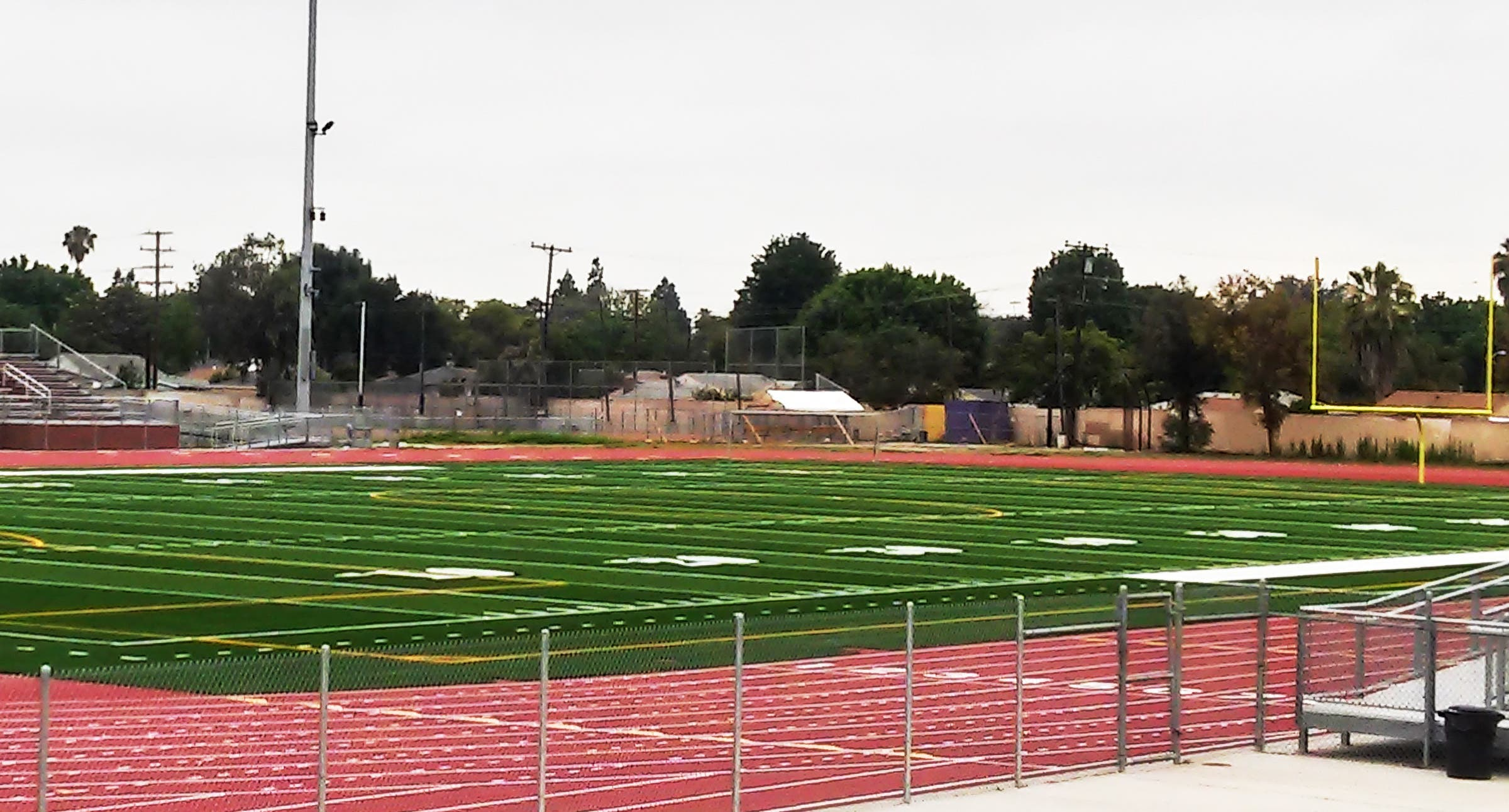Lynwood Unified to Celebrate Completion of Artificial Turf