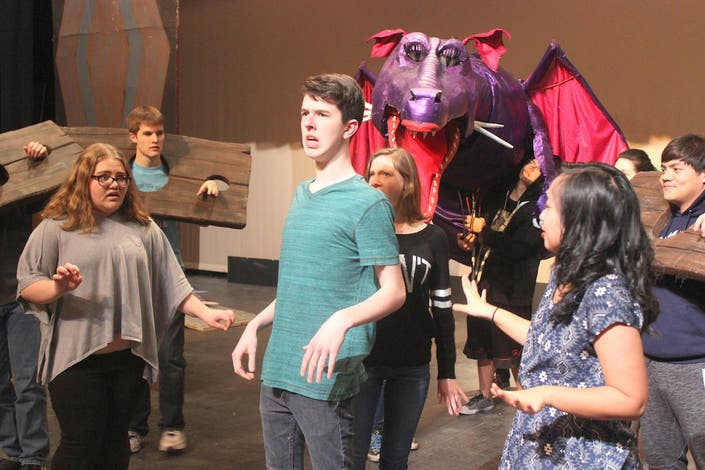 Shrek The Musical Coming To Bolingbrook High School