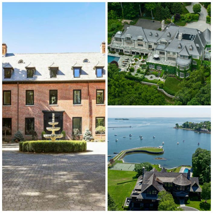 Zillow Real Estate Ct: Westchester County's 3 Most Expensive Houses For Sale
