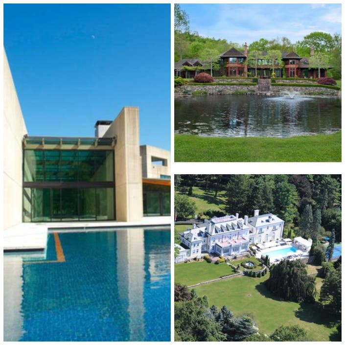 Zillow Real Estate Ct: Ridgefield's 3 Most Expensive Houses For Sale