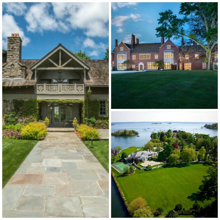 Zillow Real Estate Ct: Greenwich's 3 Most Expensive Houses For Sale