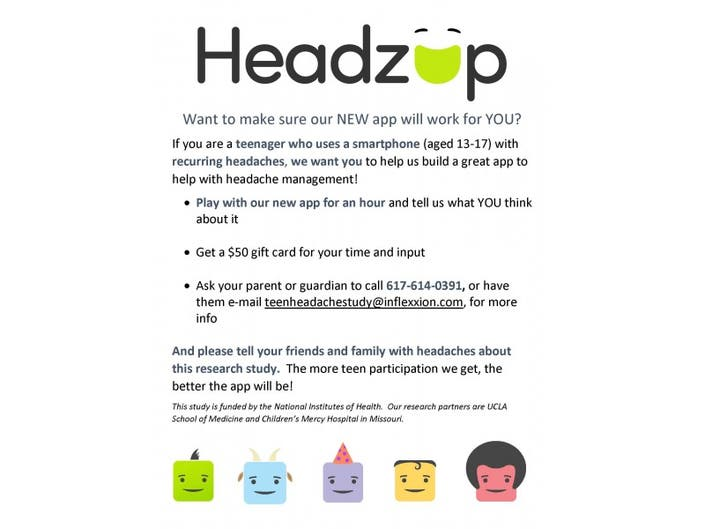 Let's Talk about Headache Apps | Newton, MA Patch